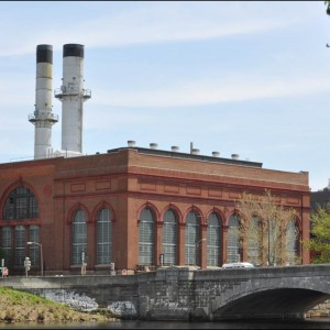 Harvard Blackstone Steam Plant