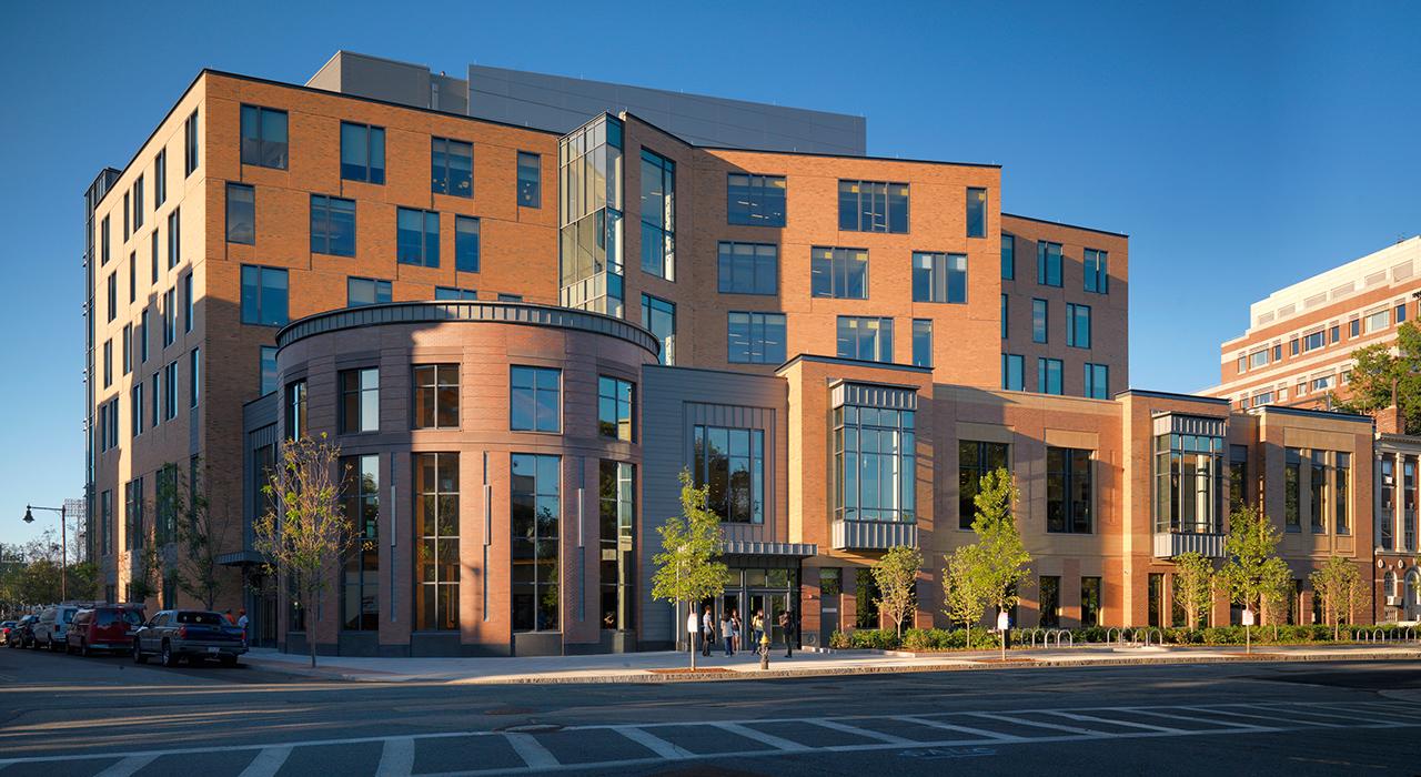Boston University Center for Student Services