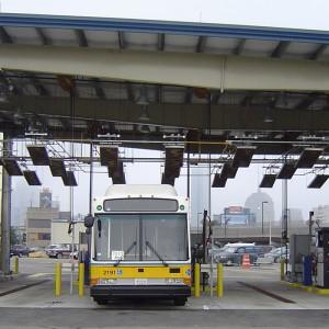 MBTA Cabot Yard Compressed Natural Gas Facility