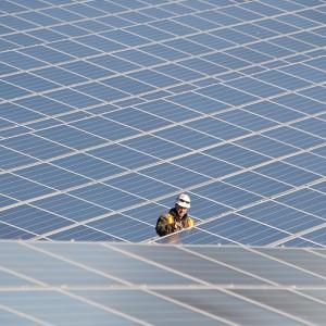 National Grid, Solar Arrays Dorchester