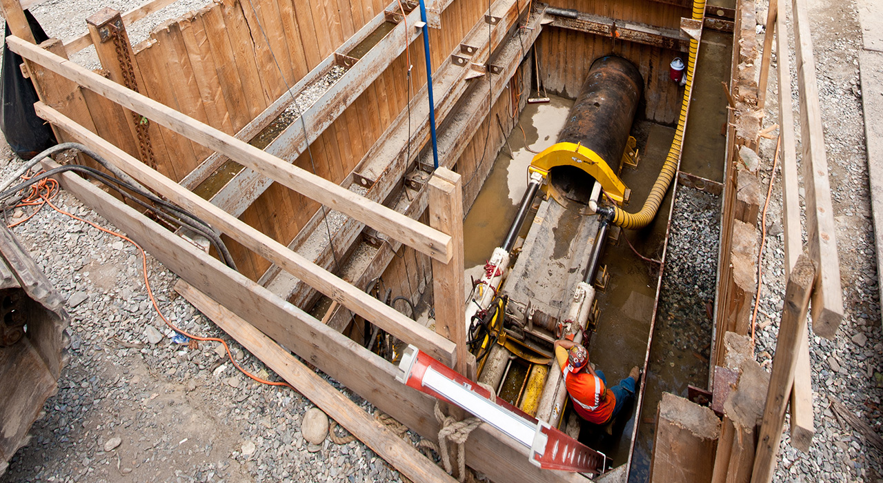 National Grid Worcester 115kV Construction