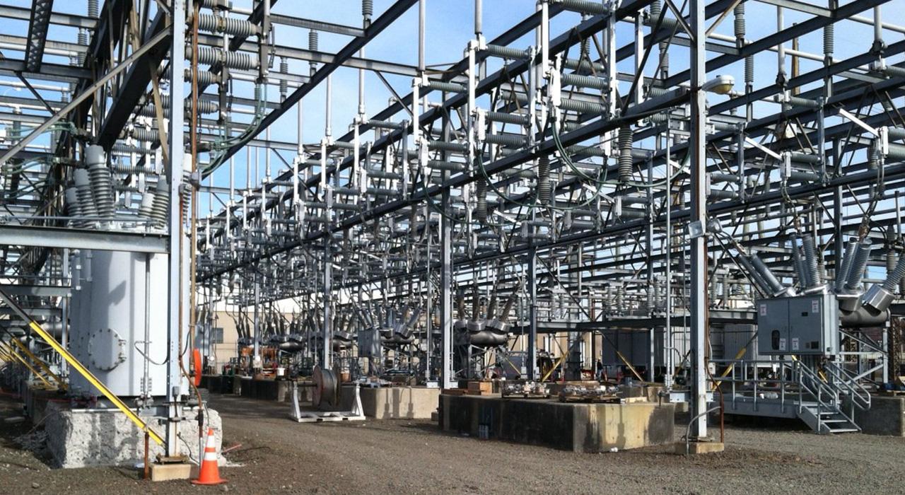 United Illuminating, East Shore Substation Construction